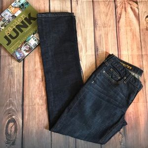J.Crew matchstick straight fit jeans